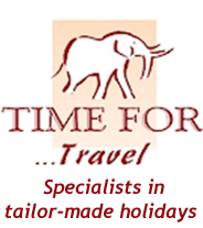 Time for Travel logo