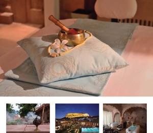 Raas - wonderful luxury spa